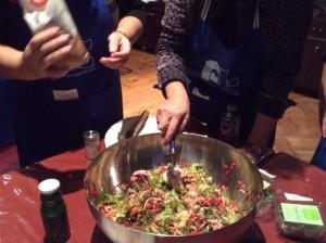 Los platos preparados con germinados son sabrosos y, sobre todo, muy nutritivos