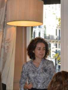 Mª Ángeles Carretero (Socia)